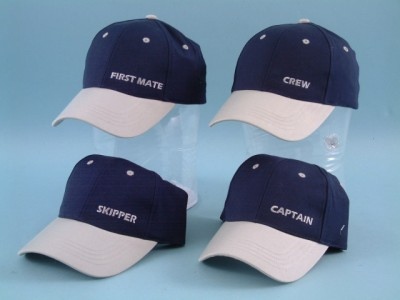 Nautical Baseball  Cap