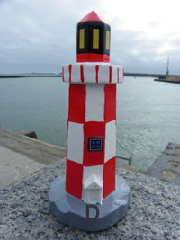 Model Lighthouse