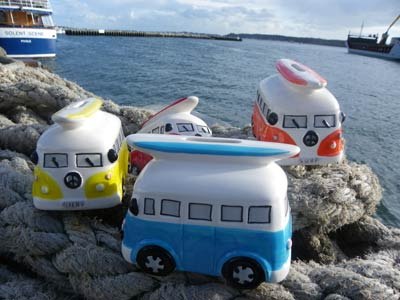 VW Camper Van Moneybox