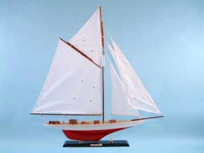 J-Class Vigilant Display Model Yacht