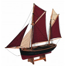Brixham Model Trawler