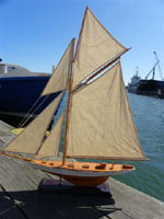 Lulworth Model Yacht